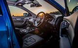 Nissan Qashqai road test review cabin