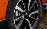 Nissan X-Trail road test review - alloy wheels