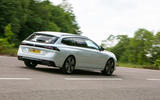 Peugeot 508 SW 2019 review - hero rear