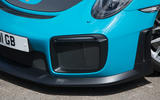 Porsche 911 GT2 RS 2018 road test review front grille