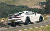 3 Porsche 911 GT3 2021 RT hero rear