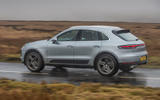 Porsche Macan 2019 road test review - hero rear