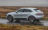 Porsche Macan 2019 road test review - hero rear
