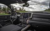 RAM 1500 Laramie 5.8 V8 2018 review - interior