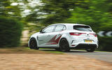 Renault Megane RS Trophy-R 2019 road test review - hero rear