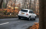 Rolls Royce Cullinan 2020 road test review - hero rear