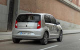 Seat Mii Electric 2020 road test review - hero rear
