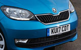 Skoda Citigo 2017 first drive review front end