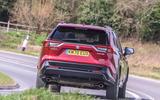 3 Suzuki Across 2021 road test review hero rear