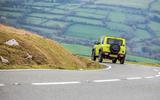 Suzuki Jimny 2018 road test review - hero rear