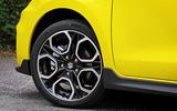 Suzuji Swift Sport Japan-spec review alloy wheels