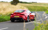 Toyota GR Supra 2019 road test review - hero rear
