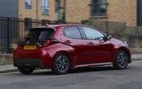 Toyota Yaris 2020 road test review - hero rear