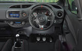 Toyota Yaris GRMN driving position