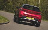 3 Vauxhall mokka 2021 RT hero rear