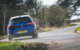 3 Volkswagen Golf R 2021 RT hero rear