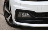 Volkswagen Polo GTI 2018 road test review front foglights