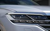 Volkswagen Touareg 2018 road test review headlights