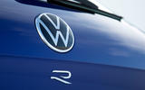 Volkswagen Touareg R road test review - rear badge