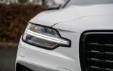 Volvo S60 Polestar Engineered 2020 road test review - headlights