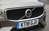 Volvo V60 2018 road test review front end