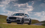Bentley Flying Spur 2020 road test review - static