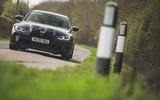 30 BMW M4 Competition 2021 RT on road front