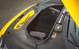 Ferrari 488 Pista 2019 road test review - boot