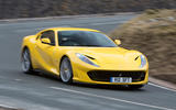 Ferrari 812 Superfast 2018 road test review on the road