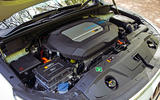 Hyundai Nexo 2019 road test review - engine