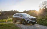 Kia Sorento 2018 road test review static