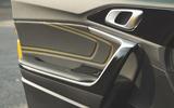 Kia Xceed 2019 road test review - interior trim details