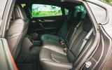 30 Maserati Quattroporte trofeo 2021 RT rear seats