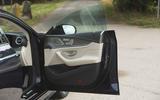 Mercedes-AMG CLS 53 2018 road test review - doors