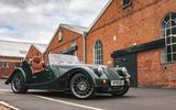 Morgan Plus Six 2019 road test review - static