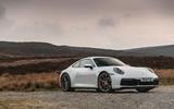 Porsche 911 Carrera S 2019 road test review - static