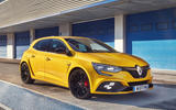 Renault Megane RS 280 2018 road test review static front