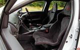 Renault Megane RS Trophy-R 2019 road test review - cabin