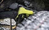 Suzuki Jimny 2018 road test review - suspension