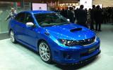Tokyo motor show: Subaru S206
