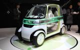 Tokyo show: wacky Daihatsus