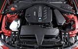 2.0-litre BMW 320d diesel engine