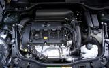 1.6-litre Mini JCW petrol engine