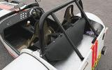 Caterham R500 roll cage