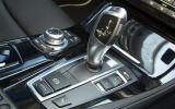 Alpina B5 automatic gearbox