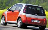 Smart Forfour 1.5 dCi