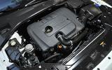 1.6-litre Volvo V70 diesel engine