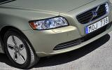 Volvo S40 front end