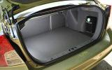 Volvo S40 boot space