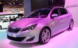 Frankfurt motor show 2013: Peugeot 308